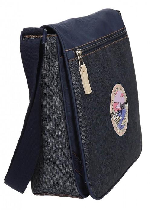 Bandolera Portaordenador Pepe Jeans 6625151 lateral