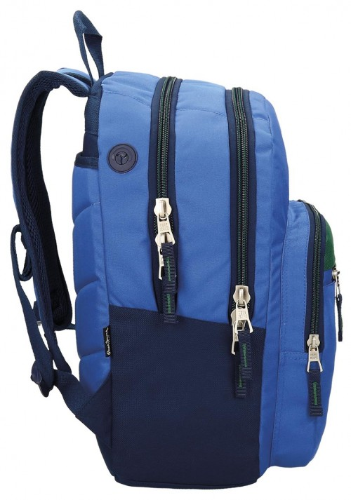Mochila 2 Compartimentos Pepe Jeans 66425A1  lateral