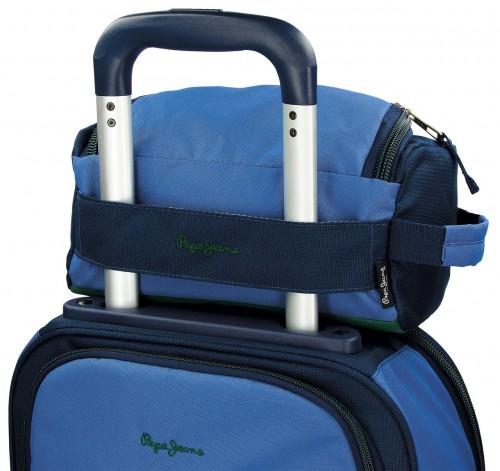 Neceser Adaptable a trolley Pepe Jeans 6644451 dorsal
