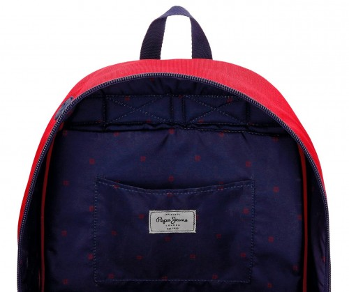 Mochila Adaptable Pepe Jeans 66523A1 interior