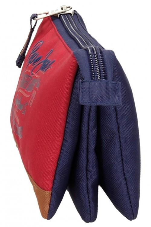 Portatodo triple Pepe Jeans 6654351 lateral