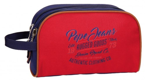Neceser Doble Adaptable Pepe Jeans 6654451