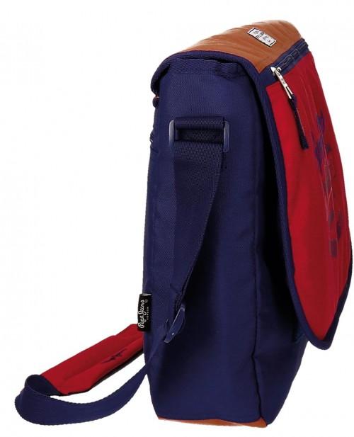 Bandolera Portaordenador Pepe Jeans 6655051 lateral