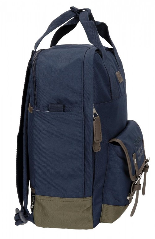 Mochila Pepe Jeans 6662251 lateral