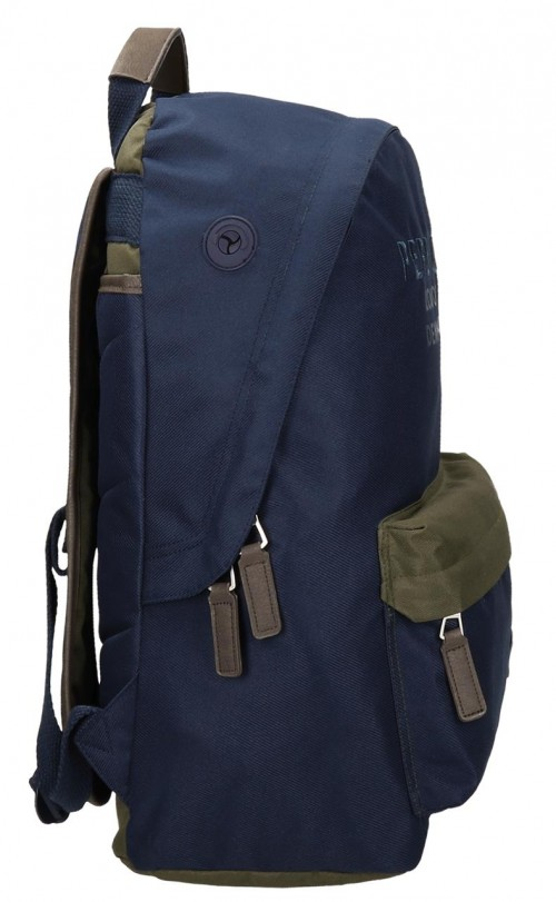 Mochila Pepe Jeans 66623A1 lateral