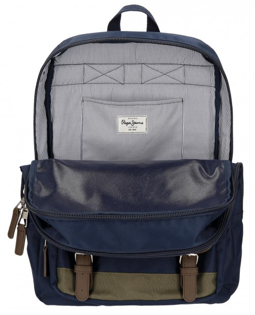 Mochila Adaptable Pepe Jeans 66624A1  interior
