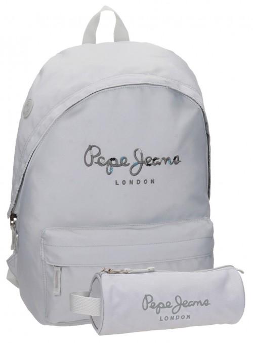66823A0 mochila + portatodo de regalo pepe jeans