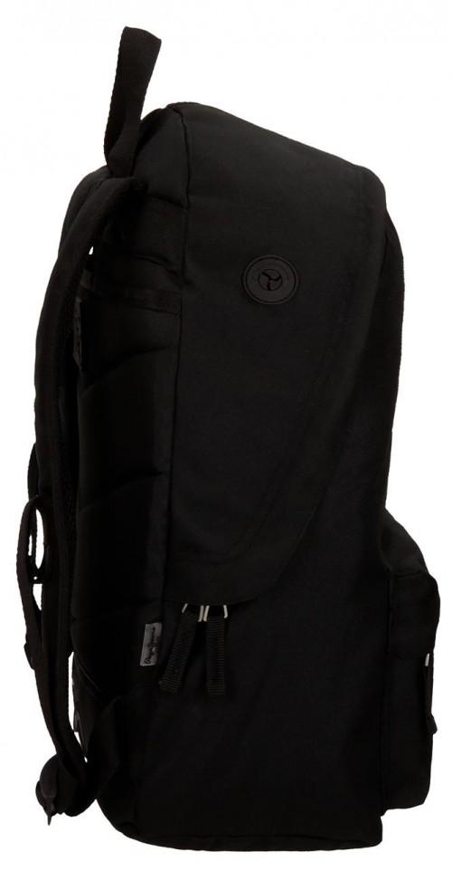 Pack Mochila + Portatodo Pepe Jeans 66823A1 66823A1-2 lateral