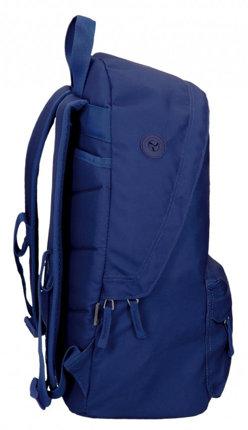 Pack Mochila Pepe Jeans + Portatodo 66823A3-2 lateral