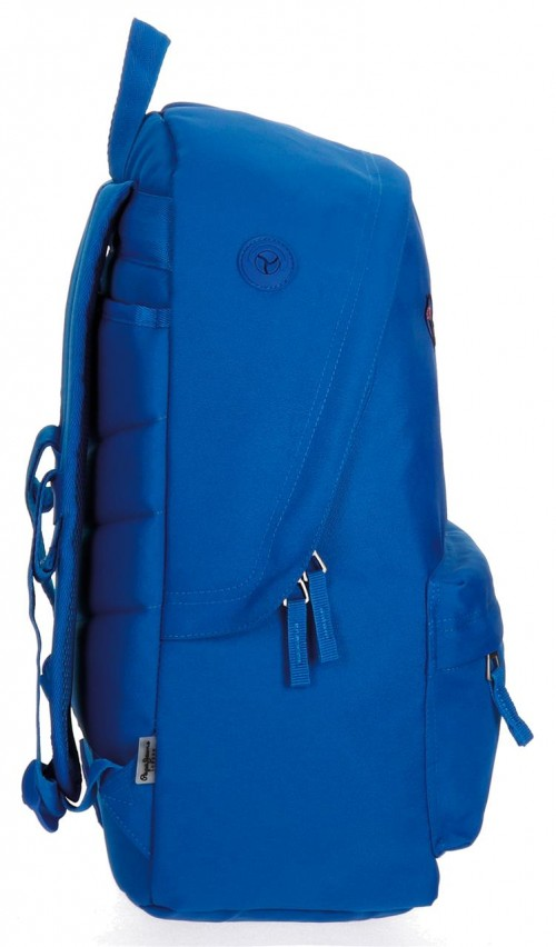 Pack Mochila Pepe Jeans + Portatodo 66823A9 lateral