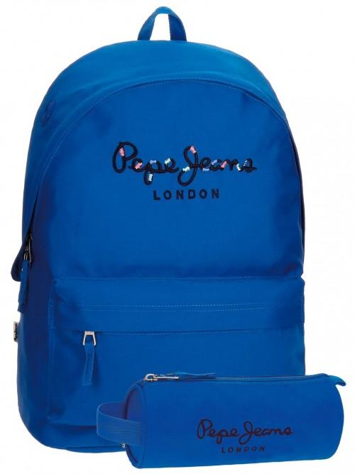 Pack Mochila Pepe Jeans + Portatodo 66823A9