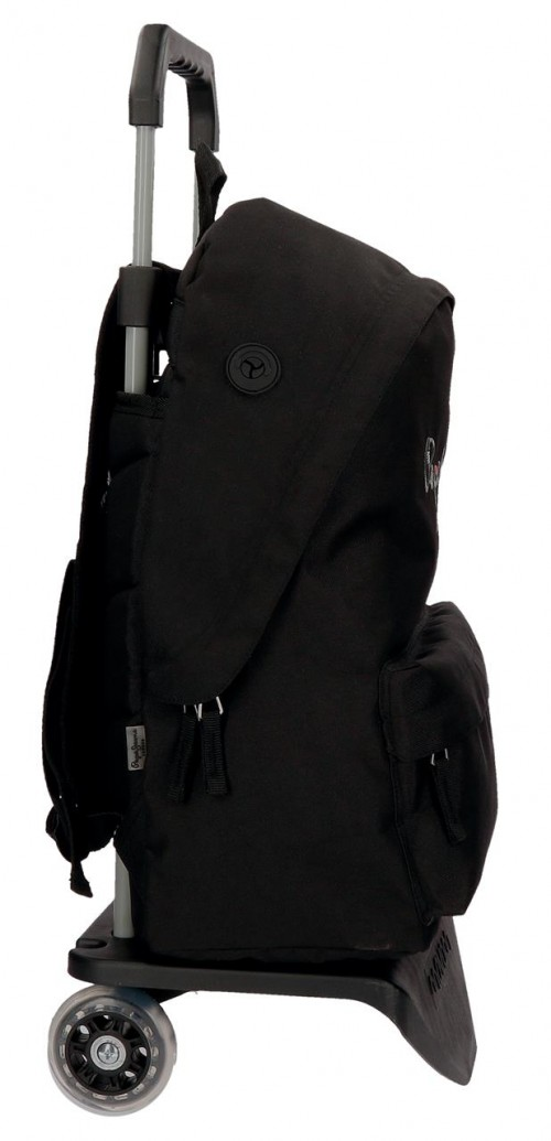 Pack Mochila Carro Pepe Jeans + Portatodo 66823M1-2