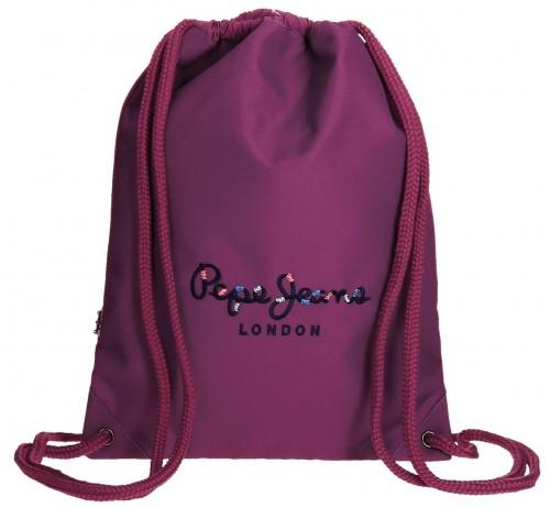 Gym Sac Pepe Jeans Harlow Violeta 6683856