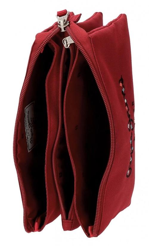 Portatodo Triple Pepe Jeans 6684355-5 interior