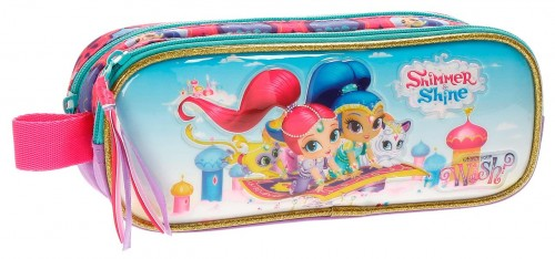Portatodo Doble Shimmer and Shine Wish 2034261