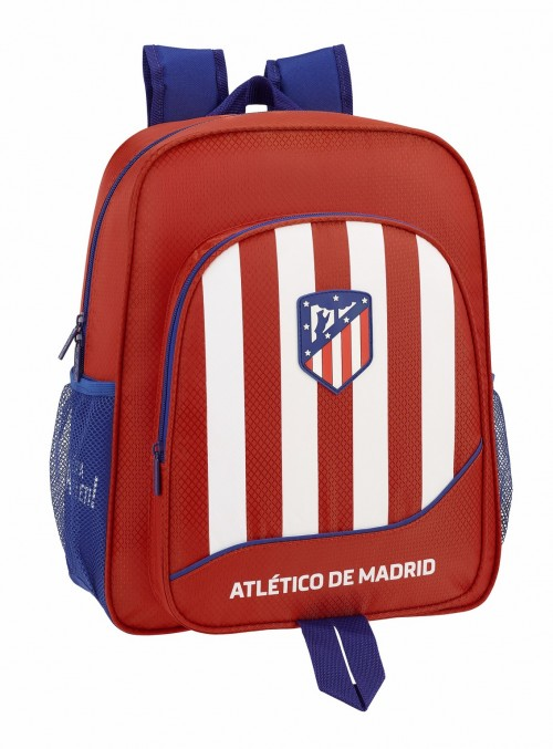 611845640 mochila mediana atlético de madrid corporativa adaptable a carro