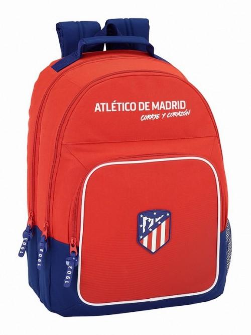611858560 Mochila Doble compartimento Atlético de Madrid Coraje