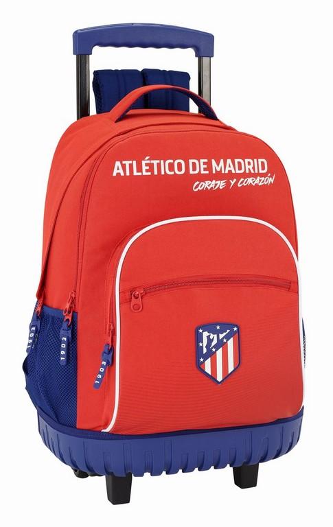 611858818 Mochila compacta Atlético de Madrid