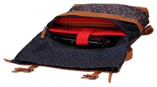 Mochila Portaordenador Pepe Jeans Nancy 7012361 interior