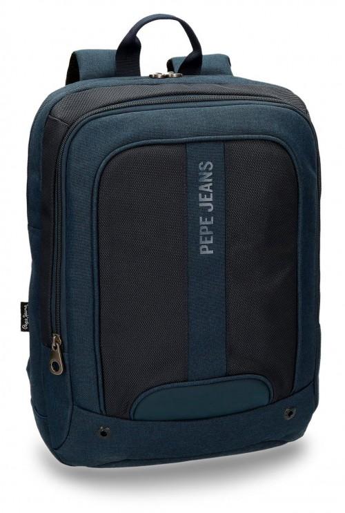 Mochila Portaordenador Pepe Jeans Greenwich 7562252 Azul
