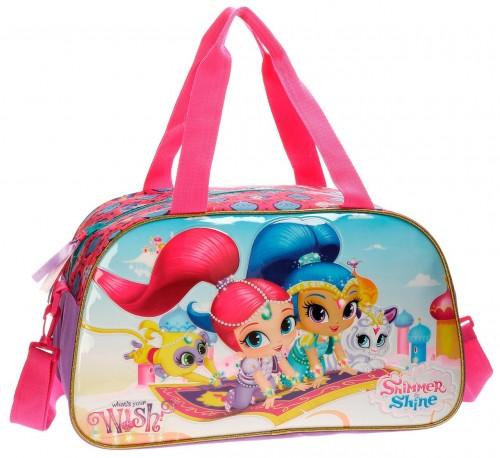 2033361 bolsa de viaje shimmer & shine wish