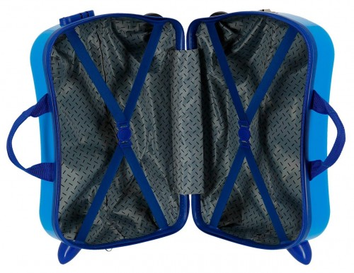 2049821 maleta infantil correpasillos lightning mcqueen azul interior