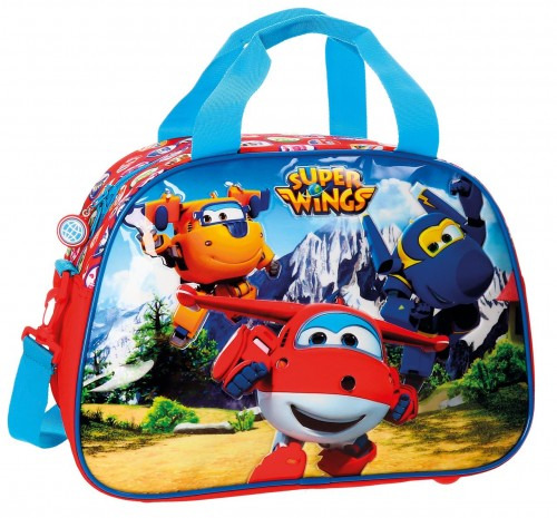 2143261 bolsa de viaje 40 cm super wings mountain