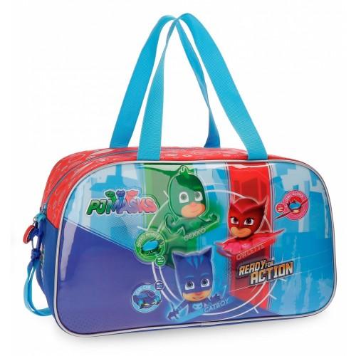 2183361 bolsa de viaje 45 cm  pj masks