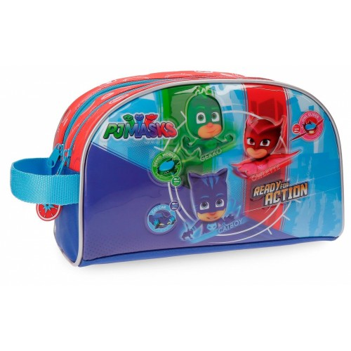 2184461 neceser 2 compartimentos adaptable pj masks