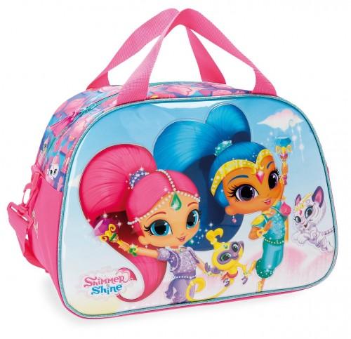 2273261 bolsa de viaje 40 cm shimmer & shine twinsies