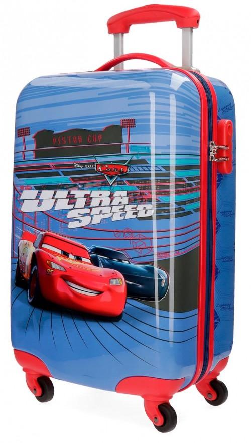 2281461 maleta cabina 4 ruedas abs cars ultra speed