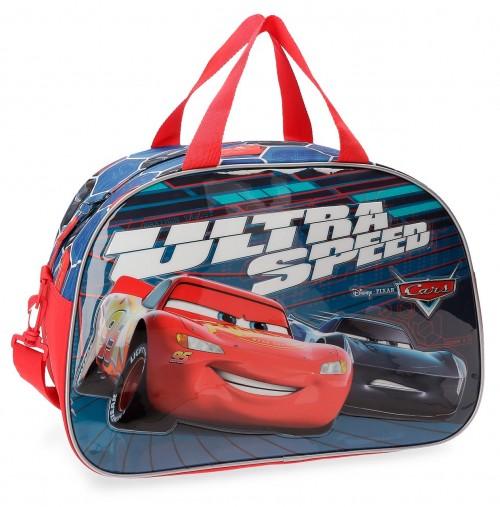 2283261 bolsa de viaje 40 cm cars ultra speed