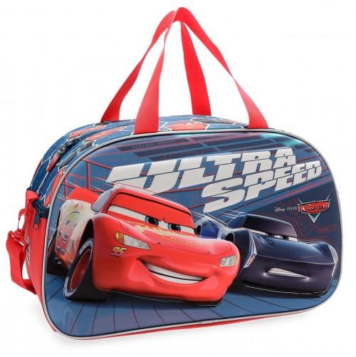 2283361 bolsa de viaje de 45 cm cars ultra speed