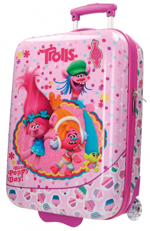 2760451 trolley cabina 2 ruedas trolls happy