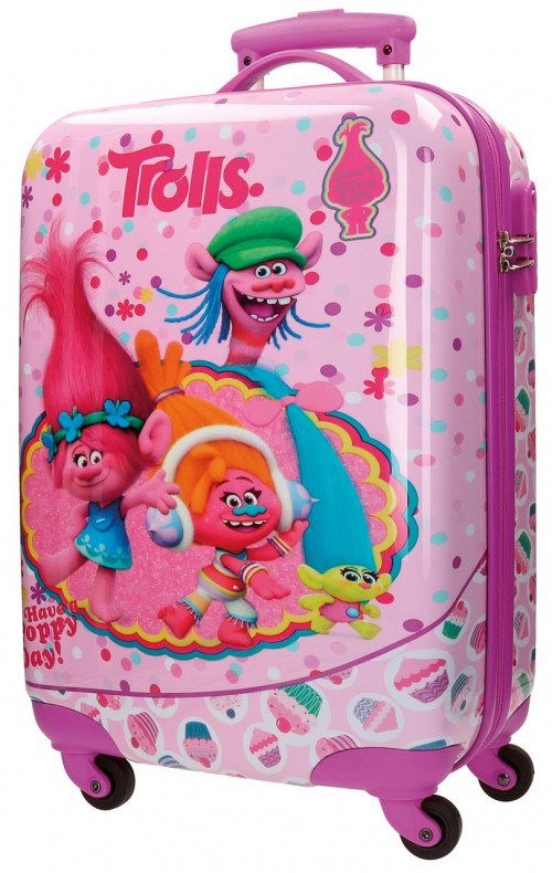 2761751 trolley cabina 4 ruedas trolls happy