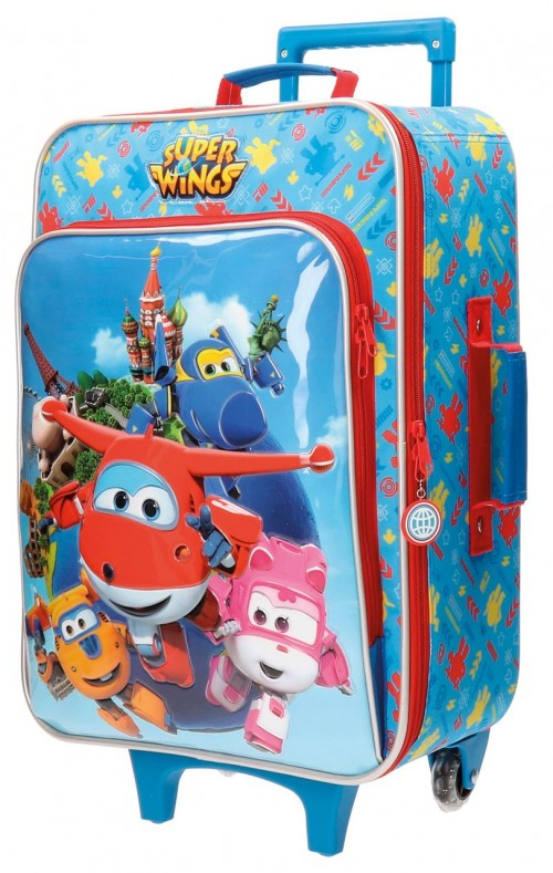 2849051 trolley 2 ruedas super wings