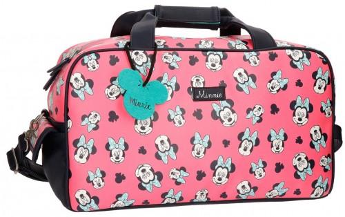 3043361 bolsa de viaje 45 cm minnie wink