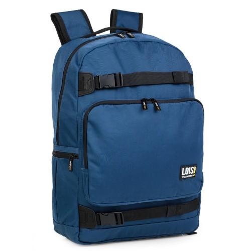 30543702 mochila grande 45 cm portaordenador   Lois DILINGHAM azul