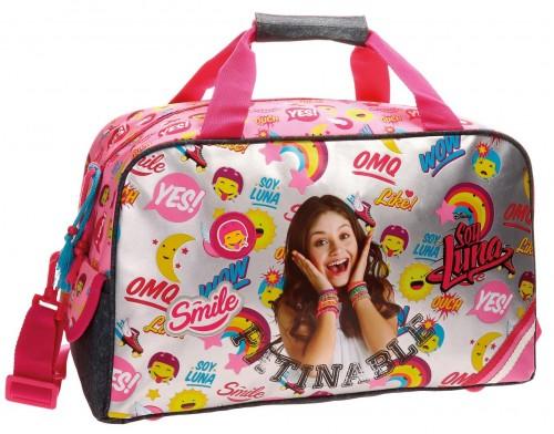 3473351 bolsa de viaje 45 cm soy luna smile
