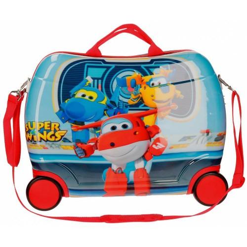 40599C1 maleta infantil super wings control
