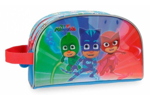 4234461 neceser 2 compartimentos adaptable pj masks