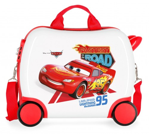 4641063 maleta infantil  41 cm  good mood cars