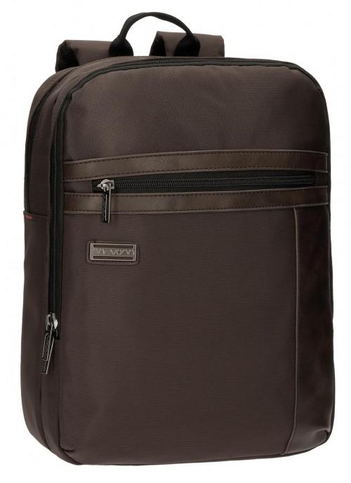 5162262 mochila 36 cm movom  marrón