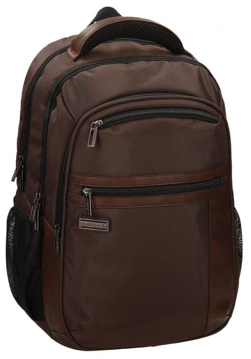 5162762 mochila portaordenador movom marrón