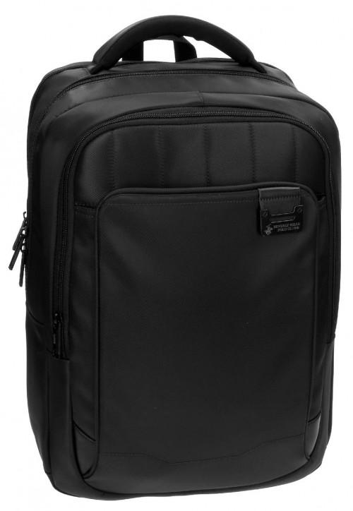 5332551 mochila portaordenador polo club  negro