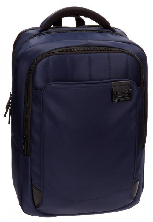 5332553 mochila portaordenador polo club azul