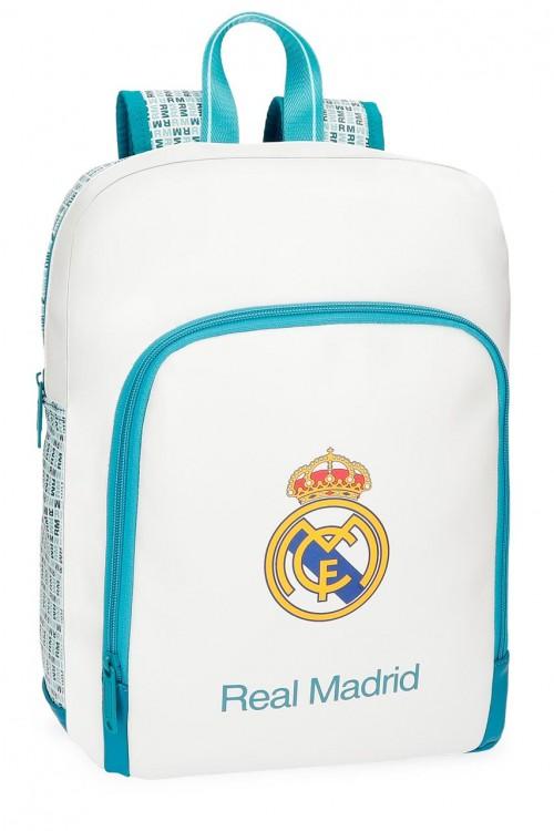 5372261 Mochila Real Madrid 36 cm turquesa