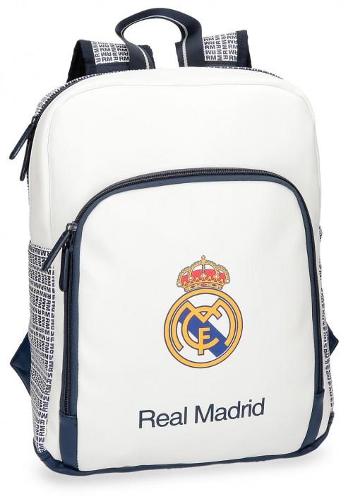 5372263 Mochila Real Madrid 36 cm marino