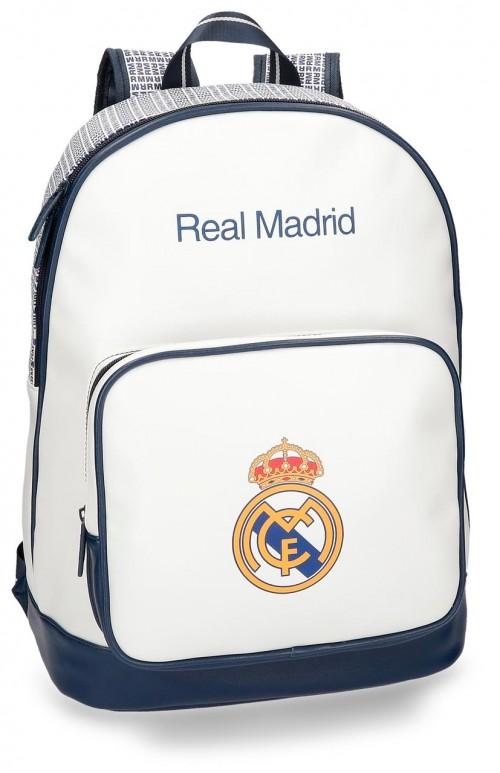 5372363 Mochila del Real Madrid para portatil   adaptable a trolley marino