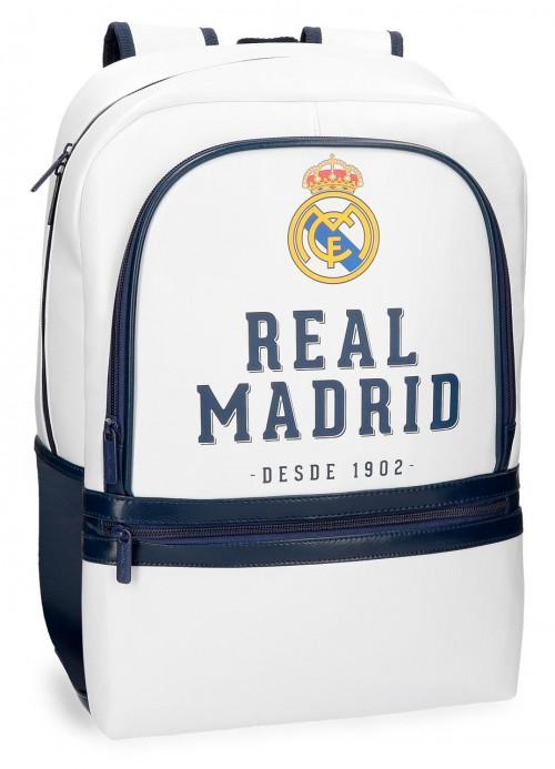 5382362 mochila real madrid  portaordenador